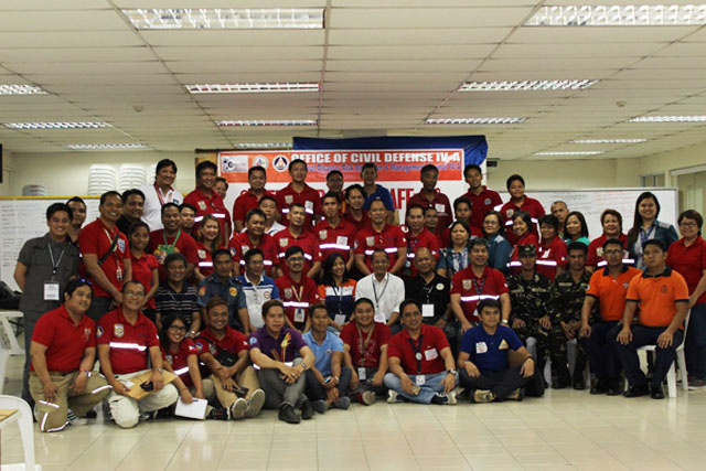 Staff Ex and CP Ex for Hydrometeorologival Hazards for Rizal Province